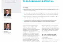 Looking Beyond Bitcoin's Hype To Blockchain's Potential