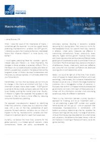 Macro matters