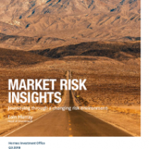 Market risk Insights: Journeying through a changing risk environment