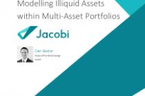 Modelling Illiquid Assets within Multi-Asset Portfolios