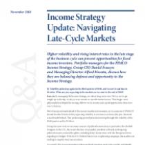 Navigating Late-Cycle Markets