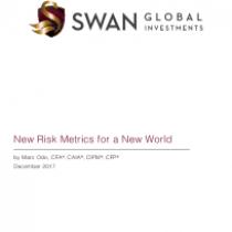 New Risk Metrics for a New World