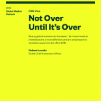 Not Over Until It's Over