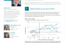 Opportunities as oil nears bottom
