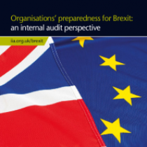 Organisations' preparedness for Brexit: an internal audit perspective