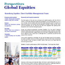 Perspectives Global Equities