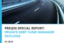 Private Debt Fund Manager Outlook