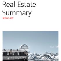 Real Estate Summary