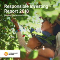 Responsible Investing Report 2018