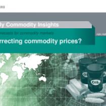Resurrecting commodity prices?