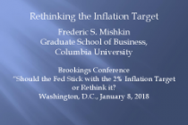 Rethinking the Inflation Target