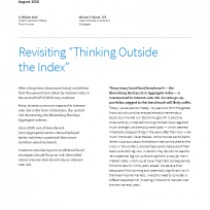 """Revisiting """"Thinking Outside the Index"""""""