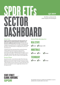 Sector Dashboard