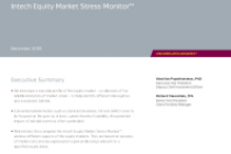 Signs of Equity market Strain