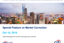 Special Feature on Market Correction