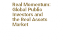 The changing market for real assets and the evolving role of public investors