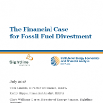 The Financial Case for Fossil Fuel Divestment