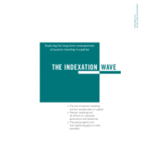 The indexation wave
