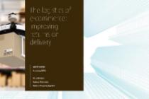 The Logistics of e-commerce