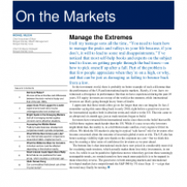 The Market Today vs. the Dot-Com Era