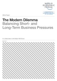 The Modern Dilemma Balancing Short- and Long-Term Business