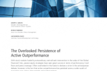 The Overlooked Persistence of Active Outperformance