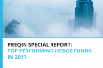 Top performing hedge funds in 2017