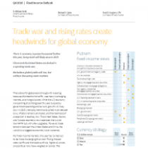 Trade war and rising rates create headwinds for global economy