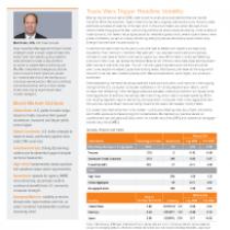 Trade Wars Trigger Headline Volatility