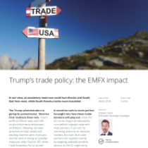 Trump's trade policy: the EMFX impact
