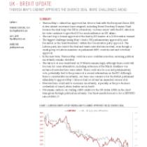 Uk – Brexit Update