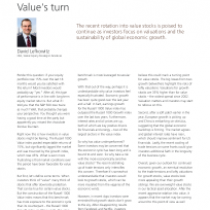 Value's turn