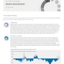 Weekly Bond Bulletin