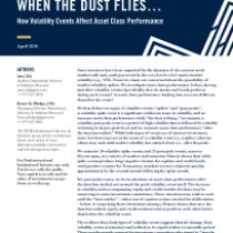 When the Dust Flies