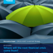 Where will the next financial crisis come from?