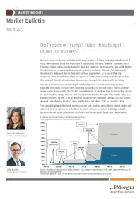 Do President Trump's trade threats spell doom for markets?