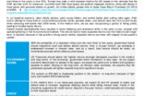 Q2 – 2019 Asset Class Return Forecasts Quarterly Update