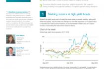 Seeking income in high yield bonds