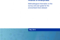 Survey on the access to finance of enterprises − Methodological information on the survey and user guide for the anonymised micro dataset