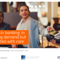Tech in banking: in strong demand but adopted with care