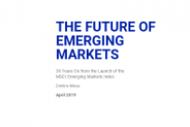 The future of Emerging Markets