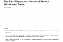 The Path-Dependent Nature of Perfect Withdrawal Rates