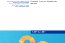 Economic structures 20 years into the euro
