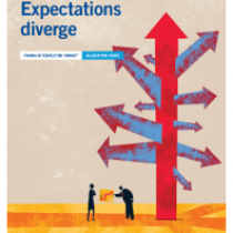 Expectations diverge