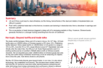 Monthly update on Chinese markets