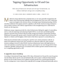 Tapping Opportunity in Oil and Gas Infrastructure