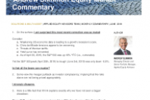 Andrew Slimmon Equity Market Commentary