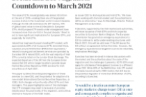 Brexit and ETF Migration Countdown to March 2021