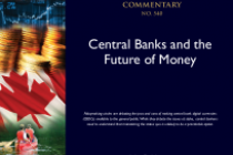 Central Banks and the Future of Money