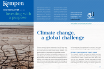 Climate change, a global challenge